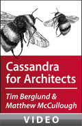 Cover image for Berglund and McCullough on Mastering Cassandra for Architects