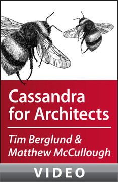 Berglund and McCullough on Mastering Cassandra for Architects
