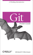 Cover of Git Pocket Guide