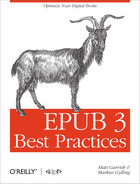 Cover of EPUB 3 Best Practices