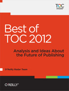 Cover image for Best of TOC 2012