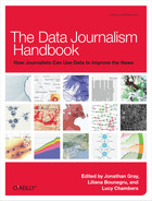 Cover image for The Data Journalism Handbook