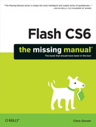 Cover image for Flash CS6: The Missing Manual