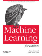 Cover image for Machine Learning for Hackers