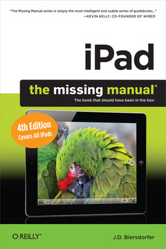 iPad: The Missing Manual, 4th Edition