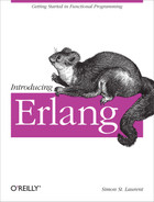Cover of Introducing Erlang