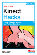 Cover image for Kinect Hacks