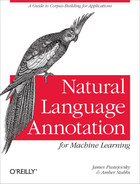 Cover image for Natural Language Annotation for Machine Learning