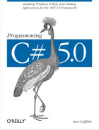 Cover of Programming C# 5.0