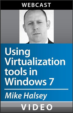 Using Virtualization tools in Windows 7