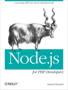 Cover image for Node.js for PHP Developers