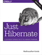 Cover of Just Hibernate