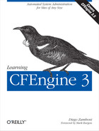 Cover image for Learning CFEngine 3
