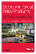 Cover image for Designing Great Data Products