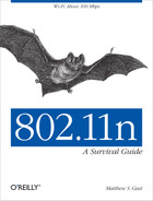 Cover image for 802.11n: A Survival Guide