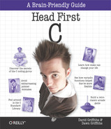 Cover of Head First C