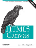 Cover of HTML5 Canvas, 2nd Edition