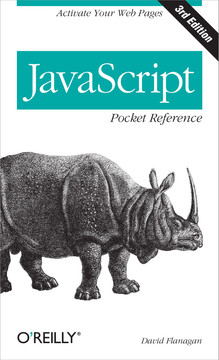 JavaScript Pocket Reference, 3rd Edition
