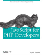 Cover image for JavaScript for PHP Developers