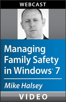 Managing Family Safety in Windows 7