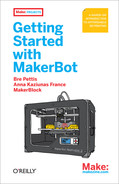 Cover image for Getting Started with MakerBot