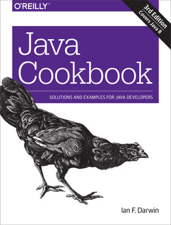Java Cookbook, 3rd Edition