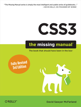 CSS3: The Missing Manual, 3rd Edition