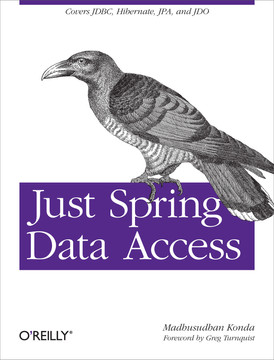 Just Spring Data Access