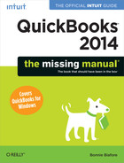 Cover image for QuickBooks 2014: The Missing Manual