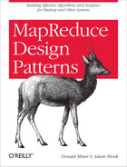 Cover of MapReduce Design Patterns