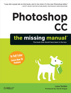 Cover image for Photoshop CC: The Missing Manual
