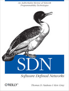 Cover of SDN: Software Defined Networks