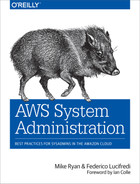 Cover of AWS System Administration