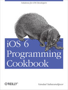 Cover of iOS 6 Programming Cookbook