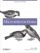 Cover of Microinteractions