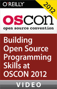 Cover image for Building Open Source Programming Skills at OSCON 2012