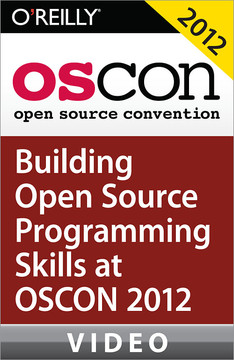 Building Open Source Programming Skills at OSCON 2012