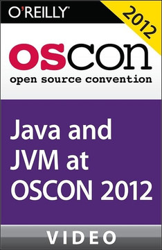 Java and JVM at OSCON 2012