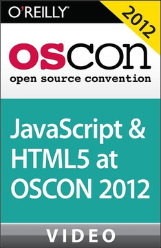 JavaScript and HTML5 at OSCON 2012