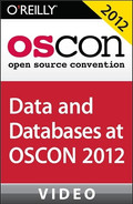Cover image for Data and Databases at OSCON 2012