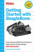 Cover image for Getting Started with BeagleBone
