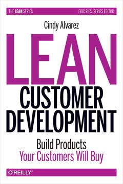 Lean Customer Development (Hardcover version)