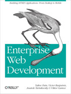 Cover image for Enterprise Web Development