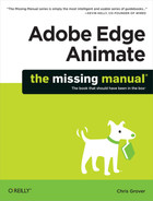 Cover image for Adobe Edge Animate: The Missing Manual