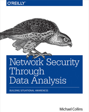 Network Security Through Data Analysis