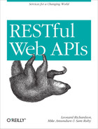 Cover of RESTful Web APIs