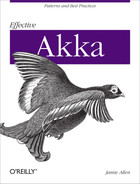 Cover image for Effective Akka