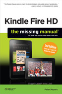 Cover image for Kindle Fire HD: The Missing Manual, 2nd Edition