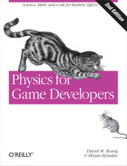 Cover of Physics for Game Developers, 2nd Edition