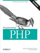 Cover image for Programming PHP, 3rd Edition